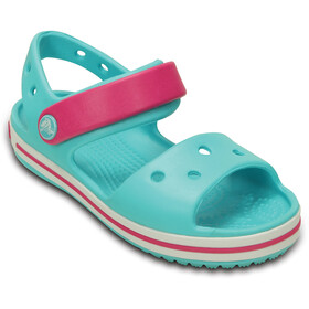 Crocs Crocband Chaussures Enfant, Pool/Candy Pink